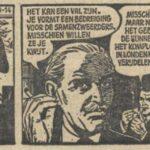Paul Vlaanderen strip Het komplot 14