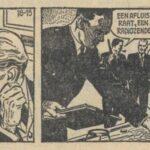 Paul Vlaanderen strip Het komplot 15