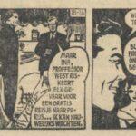 Paul Vlaanderen strip Het komplot 16