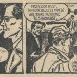 Paul Vlaanderen strip Het komplot 18
