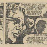 Paul Vlaanderen strip Het komplot 19