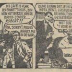 Paul Vlaanderen strip Het komplot 21