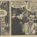 Paul Vlaanderen strip Het komplot 22