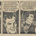 Paul Vlaanderen strip Het komplot 23