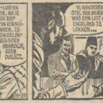 Paul Vlaanderen strip Het komplot 25