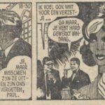 Paul Vlaanderen strip Het komplot 30