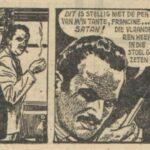Paul Vlaanderen strip Het komplot 32