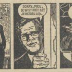 Paul Vlaanderen strip Het komplot 34