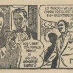 Paul Vlaanderen strip Het komplot 36