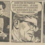 Paul Vlaanderen strip Het komplot 37