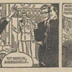 Paul Vlaanderen strip Het komplot 38