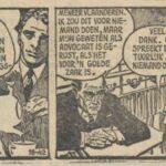 Paul Vlaanderen strip Het komplot 42