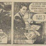 Paul Vlaanderen strip Het komplot 43