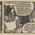 Paul Vlaanderen strip Het komplot 45