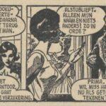 Paul Vlaanderen strip Het komplot 48