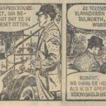 Paul Vlaanderen strip Het komplot 51