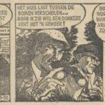 Paul Vlaanderen strip Het komplot 52