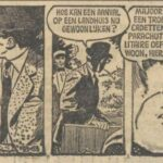 Paul Vlaanderen strip Het komplot 53