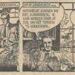 Paul Vlaanderen strip Het komplot 54