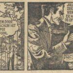Paul Vlaanderen strip Het komplot 56