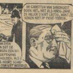 Paul Vlaanderen strip Het komplot 57