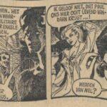 Paul Vlaanderen strip Het komplot 58