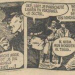 Paul Vlaanderen strip Het komplot 59