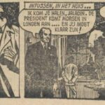 Paul Vlaanderen strip Het komplot 60