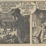 Paul Vlaanderen strip Het komplot 61