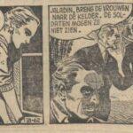 Paul Vlaanderen strip Het komplot 62