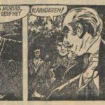 Paul Vlaanderen strip Het komplot 63