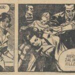 Paul Vlaanderen strip Het komplot 64
