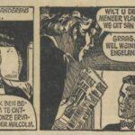 Paul Vlaanderen strip In de binnenlanden van Australie 22
