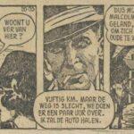 Paul Vlaanderen strip In de binnenlanden van Australie 33