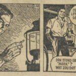 Paul Vlaanderen strip In de binnenlanden van Australie 40