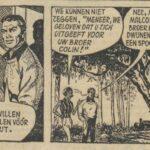 Paul Vlaanderen strip In de binnenlanden van Australie 43