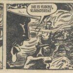 Paul Vlaanderen strip In de binnenlanden van Australie 54