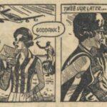 Paul Vlaanderen strip In de binnenlanden van Australie 62