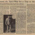 Inleiding Operation Luna eind maart 1958 The Radio Times pagina 9
