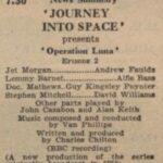 Operation Luna serie 01 - afl. 02 d.d. 02-04-1958