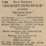 Operation Luna serie 01 - afl. 07 d.d. 07-05-1958