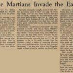 The Radio Times - Inleidende tekst 01 van The world in Peril sept 1955