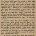The Radio Times - Inleidende tekst 02 van The world in Peril sept 1955