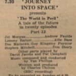 The world in Peril serie 03 - afl. 12 d.d. 12-12-1955