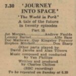 The world in Peril serie 03 - afl. 15 d.d. 02-01-1956